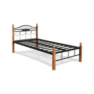 Malaysian wooden legs bed