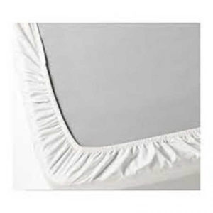 Fitted bed sheet for labour satff