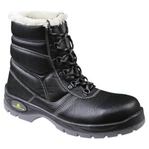 Safety shoe for Cold Room
