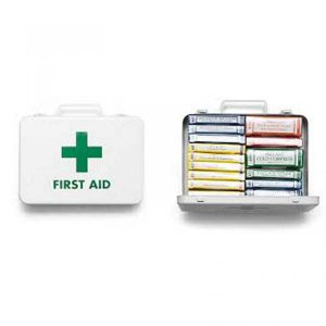 First Aid kit wall mounted type